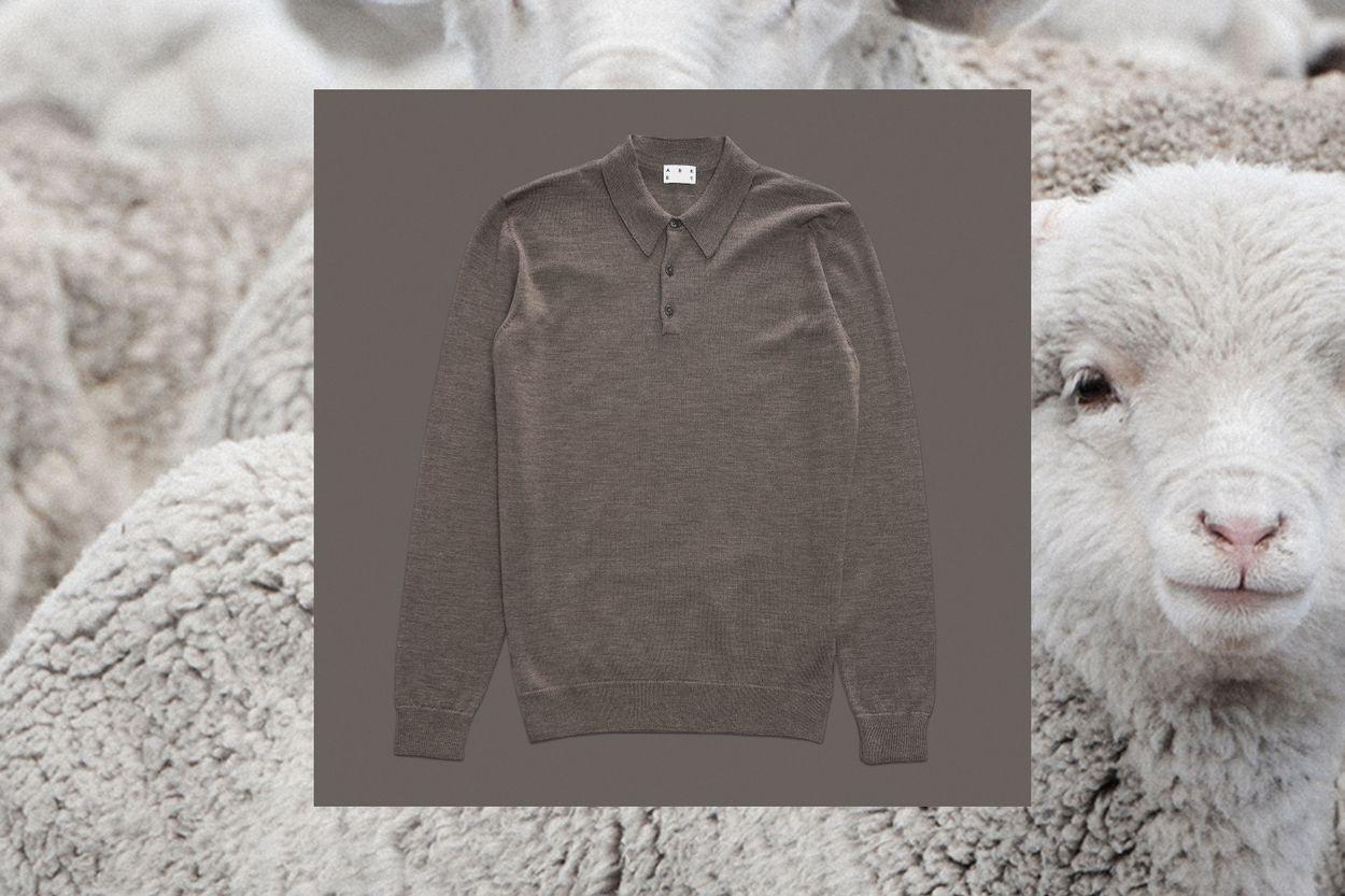 The Merino Wool Polo