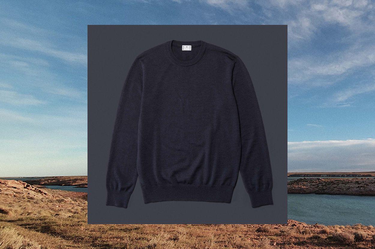 The Merino Sweater