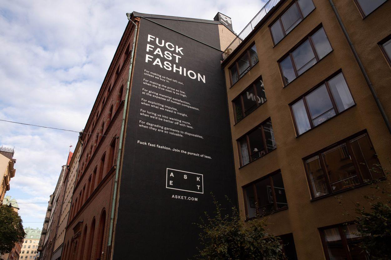 Fuck Fast Fashion