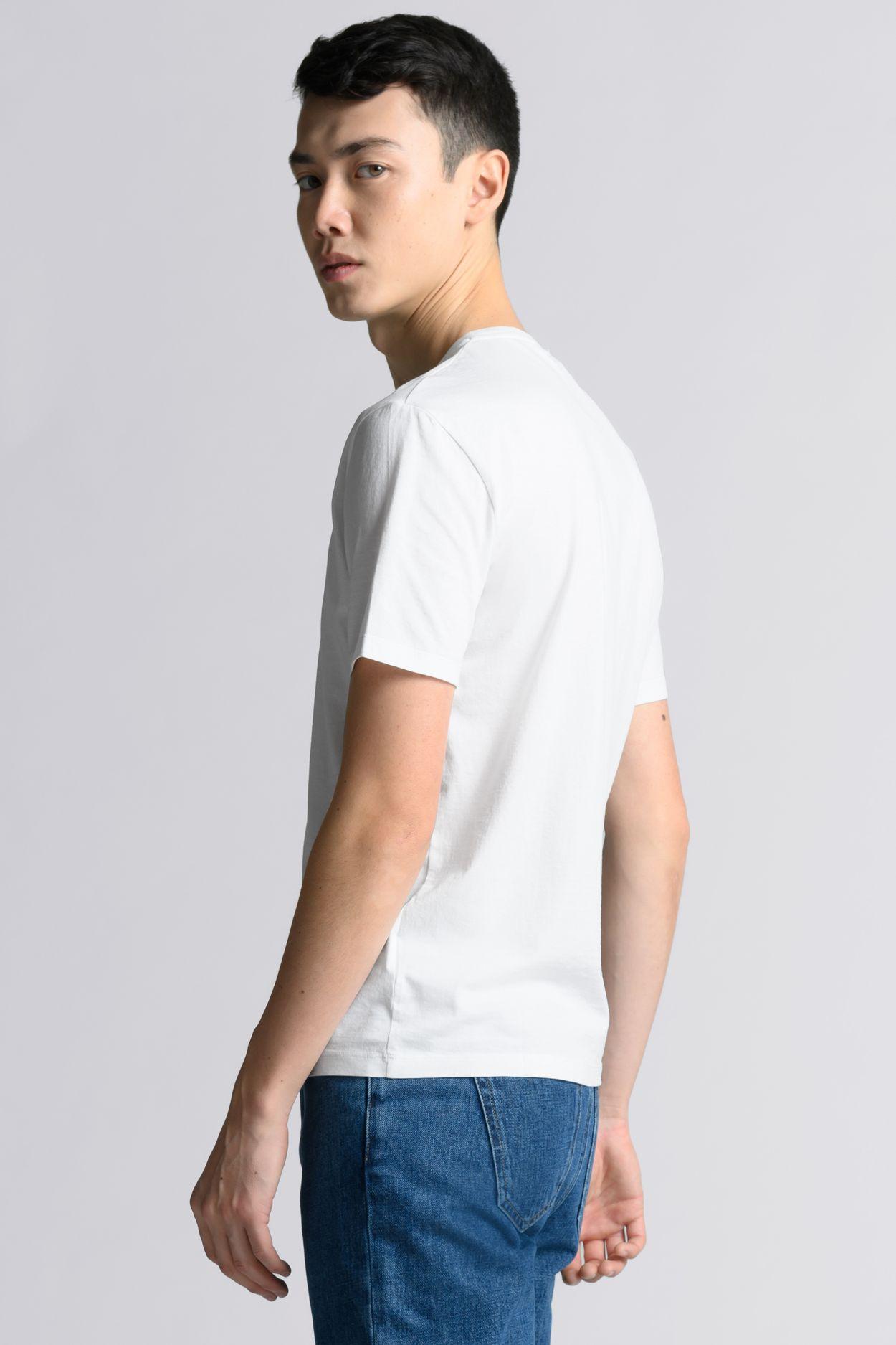 White Lightweight T-Shirt | ELS Cotton Crewneck - ASKET